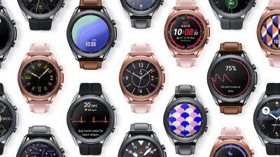 Câștigă 5 Samsung Galaxy Watch3 4G
