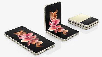 Câștigă 2 telefoane mobile Samsung Galaxy Z Flip3 5G