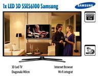 Castiga un televizor led 3D Samsung 55ES6100