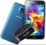 Castiga un smartphone Samsung Galaxy S5 si un ceas Galaxy Gear Fit