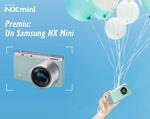 Castiga un aparat foto Samsung NX Mini
