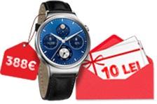 Castiga 10 smartwatch-uri Huawei W1