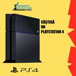 Castiga o consola Sony PlayStation 4