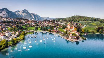 Câștigă o experiență exclusivistă în St. Moritz, Elveția