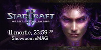 """Concurs """"Starcraft II: Heart of the Swarm"""""""