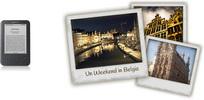 Castiga o excursie in Belgia, 7 ebook readere Kindle si 5 vouchere Elefant de 100 lei