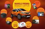 Castiga o masina Renault Captur