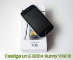 Castiga un smartphone E-Boda Sunny V38