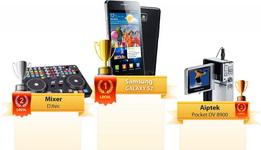 Castiga un smartphone Samsung Galaxy S2