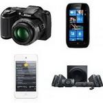 Castiga un telefon mobil Nokia 710 Lumia, un aparat foto Nikon, o consola Sony Playstation 3 Slim, un sistem audio Logitech si un iPod Touch