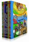"Castiga 8 volume Tom & Jerry si 3 volume ""Disney English"""