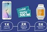 Castiga un smartphone Samsun Galaxy S6 Edge