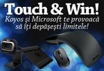 Castiga 10 premii Microsoft oferite de Koyos