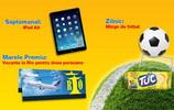 Castiga o vacanta la Rio de Janeiro, 8 iPad Air si 2.800 mingi de fotbal