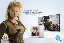Castiga 5 televizoare Sony Bravia si 5 tablete Apple iPad