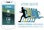 Castiga un smartphone Utok 401D