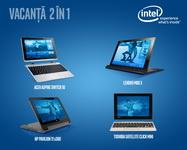 Castiga 4 super laptopuri 2 in 1