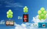 Castiga 5 sisteme gps Serioux, 5 aparate foto Nikon si 5 ebook readere Prestigio