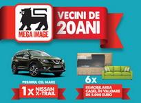 Castiga o masina Nissan X-Trail, 6 vouchere IKEA in valoare de 5.000 de euro fiecare si 1.240 aparate electrocasnice