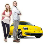 Castiga o masina Volkswagen Beetle, un scuter Vespa, 2 iPhone 5, 3 iPad 4 si 5 vacante in Romania