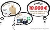 Castiga 10.000 de euro, 7 tablete Samsung Galaxy Tab 2, 18 aparate foto Samsung, 30 iPod Shuffle, 84 sanwich makere si 546 de sorturi