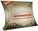 Castiga un pachet pentru intarirea imunitatii compus din 6 produse Vita Boost