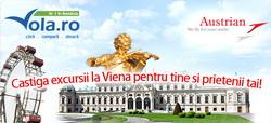 Castiga excursii la Viena pentru tine si prietenii tai