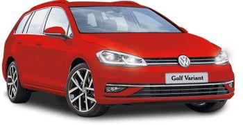 Câștigă o mașină Volkswagen Golf Variant