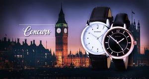 Câștigă un ceas Sekonda Original sau un ceas Sekonda Navy Edition