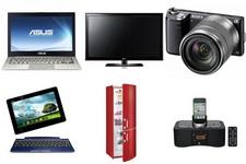 """Concurs """"We Love to Play"""": castiga un ultrabook Asus, o tableta Asus, un aparat foto Sony, un televizor LG, un frigider Gorenje si vouchere Clickshop"""