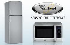 Castiga un frigider si 4 cuptoare cu microunde Whirlpool