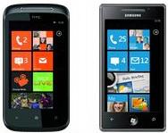 Castiga 2 telefoane mobile: Samsung Omnia 7 si HTC 7 Mozart