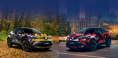 Concurs Winston: câștigă 2 mașini Toyota C-HR Hybrid