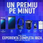 Castiga o excursie la Ibiza, 70 Samsung Galaxy S5, 250 Samsung Galaxy Tab si alte 100.500 de premii instant