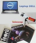 Castiga un laptop Dell XPS Z15